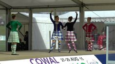Cowal 2015 - Saturday Reel winner is Marielle Lesperance (Ontario)