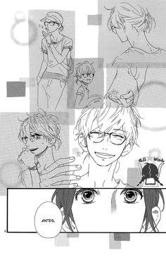 Manga Hirunaka No Ryuusei Capítulo 59 Página 7