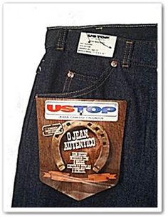 US TOP (jeans)