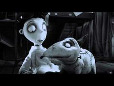 Trailer for Tim Burton's Frankenweenie, in theaters October 5.