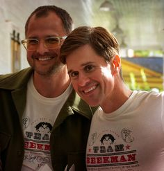The Beekman Boys: Josh Kilmer-Purcell and Brent Ridge. Amazing Race, Awesome, Beekman 1802, Race Around The World, New York One, Upstate New York, Cute Hairstyles, A Good Man, How To Look Pretty