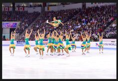 synchronized skating figure skating team quotes - Google Search