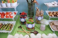 Food ideas for Tinkerbell party