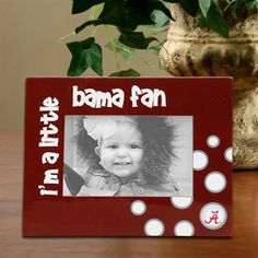 Alabama Crimson Tide Kids 4'' x 6'' Picture Frame