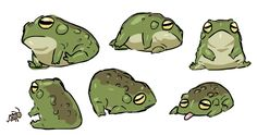 """John Su on Twitter: """"I drawed a frog https://t.co/HqWSmbNNO2"""""""