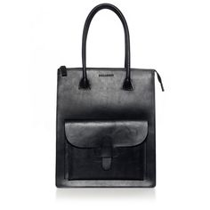 The iconic DECADENT Working Bag in color black. The bag is produced in core leather and has a natural smooth structure. Working Bag has no lining or pockets inside and the bag is closed with a zipper. The handles allow the bag to be carried on the s Smooth Leather, Suede Leather, Luxury Brand Names, Leather Work Bag, Work Bags, Online Bags, You Bag, Clutches, Dust Bag