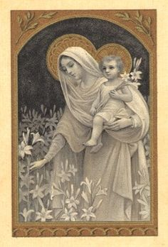 Virgin Mary Mother of God ....Pray for us