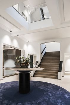 Casper Schwarz Architects, JonesDay Amsterdam, interior design