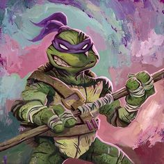 Rich Pellegrino - Donatello