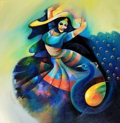 290 Acrylic Painting Ideas In 2021 Painting Indian Art Indian Artist
