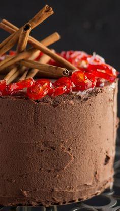 chocolate framboise cupcakes | baking | Pinterest | Chocolate and ...
