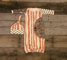 Tomar traje casero orgánica recién nacido por Lilyandcharliebaby