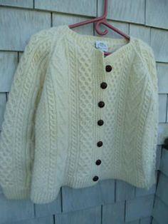Bonner Irish Knit