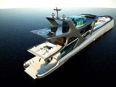 Beluga super yacht