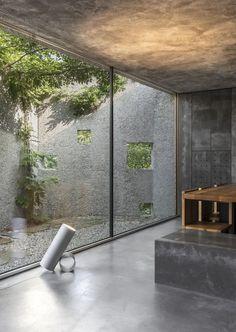 Architecture House Discover Flos Sawaru Floor Lamp by Nendo Interior Garden, Home Interior Design, Interior Designing, Interior Modern, Futuristic Architecture, Interior Architecture, Sustainable Architecture, Residential Architecture, Dream Home Design