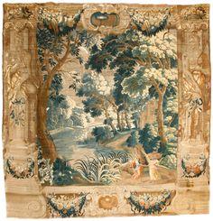Turco Persian Rug Company Inc. — Antique Flemish Tapestry www.turcopersian.com
