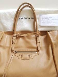 Balenciaga Designer, Balenciaga Bag, Where To Sell, Cebu, Designer Bags, Dust Bag, Beige, Things To Sell, Couture Bags