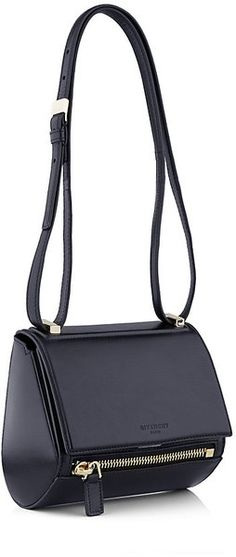 Givenchy Mini Pandora Box Bag in Blue | Lyst