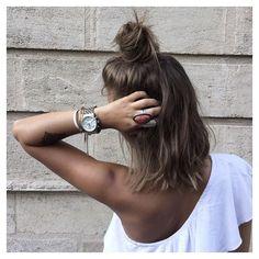 Frisuren für dünne Haare