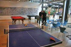 creatieve ruimte - ping pong