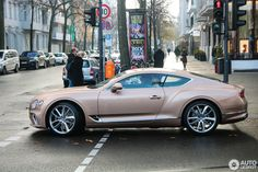 New Bentley Continental GT Convertible Bentley Motors, Supercars, Bentley Continental Gt Convertible, Continental Cars, Volkswagen, New Bentley, Automobile, Bugatti Cars, Expensive Cars