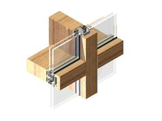THERM+ Curtain Wall System The THERM+ thermally broken curtain wall system modular design provides unlimited design opportunities using different components. The system is suitable for aluminium,...
