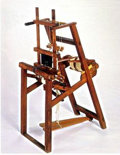 Shaker tape loom | Weaving Inspiration | Pinterest