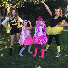 my girl superheroes