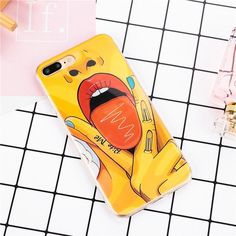 Soft TPU Sexy Girl Bikini Pattern Mobile Phone Cases for iPhone 6 6S 6plus 6s Plus 7 7Plus 5 SE 5S Cartoon Protective Cover Case