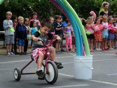 Thousand Oaks preschoolers: Trike-A-Thon - Gallery