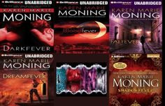 Fever Series by Karen Marie Moning. What a great series! Could not stop reading it!