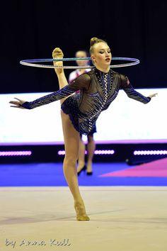 Patricia Bezzoubenko (Canada), World Cup (Berlin) 2016