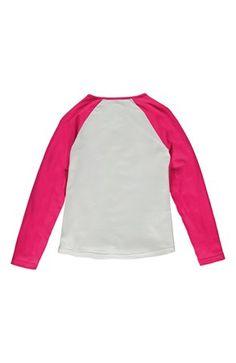 De lækreste Free Spirit Bluse Hvid Rosa Free Spirit Toppe til Børn & teenager i behageligt materiale