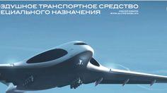 PAK TA; el avión ruso de carga que será el más grande y rápido del mundo