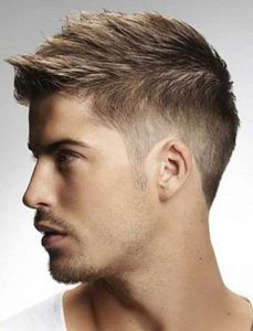Glorious Hairstyles For Men With Big Forehead 2018 Coiffure Homme Style Coupes De Cheveux Hommes Modernes Coiffure Homme