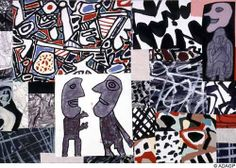 Jean Dubuffet - Les commentaires, 1978