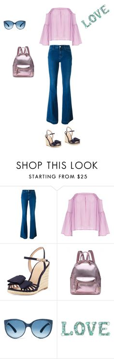 """""""Love"""" by francy78 on Polyvore featuring moda, STELLA McCARTNEY e Kate Spade"""
