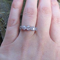 Late Victorian Diamond Ring. $1,282.89