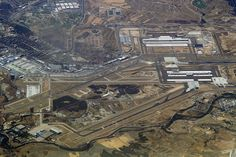 """Aeroporto Adolfo Suárez, Madrid-Barajas"". Madrid. Distrito de Barajas, Espanha."
