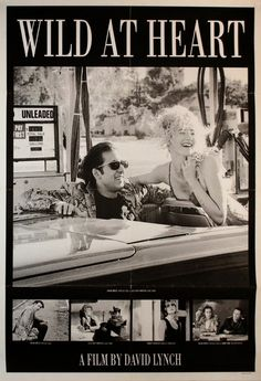 cinefamily: A 35mm print of David Lynch's WILD AT HEART screens...