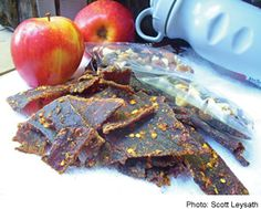 Spicy Goose Jerky and I have some Canadian goose in the freeze now!! YAY!!