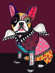 Poster bulldog