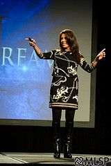Speaking at Live the Dream 2