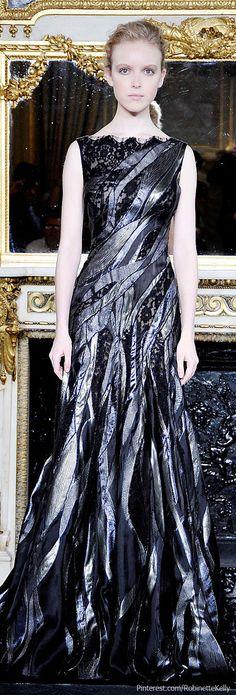 Rami Al Ali Couture Fall 2013 #gothic princess