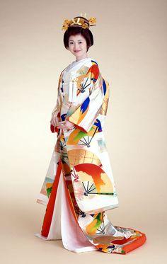 japanese kimono | Alices Closet: The Kimono - One of the most charming dress in the ...