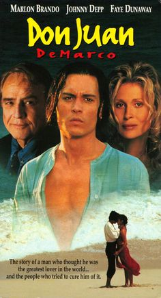 Don Juan DeMarco directed by Jeremy Leven (1994) - Hilarious!