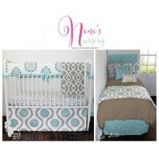 Baby bedding sets by Baby Bump Bedding and Decor 2 Ur Door. Shop our brand new baby crib bedding sets for the top nursery trends. Baby Crib Bedding Sets, Nursery Bedding, Designer Baby Blankets, Crib Rail Cover, Baby Bumper, Custom Baby Bedding, Bedroom Sets, Window Panels, Changing Pad