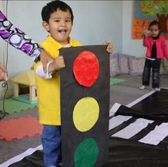 Traffic awareness the fun way at Kidzee Old Baneshwor #EarlyChildhoodEducation #BestPreschool #Preschool #PicOfTheDay #Preschool #AsiasLargest #EarlyEducation #India