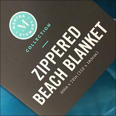 Martha Stewart Beach Carry Branded Tags – Fixtures Close Up Retail Fixtures, Store Fixtures, Beach Blanket, Visual Merchandising, Martha Stewart, Carry On, Hooks, Branding, Shape
