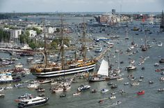 Sail Amsterdam 2015, amazing!
